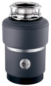 Picture of an Insinkerator garbage disposal